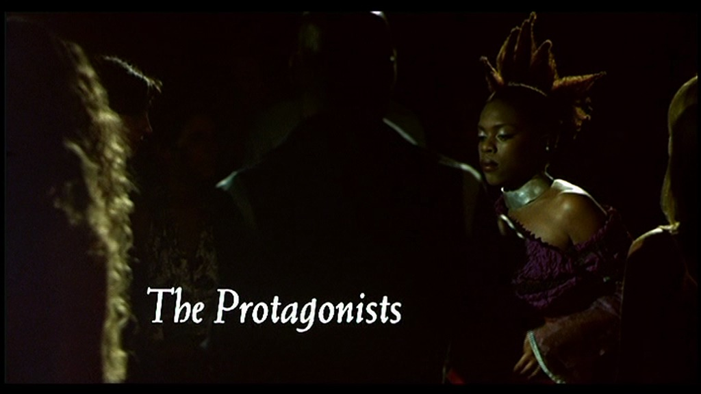 The Protagonists 1999 photo 10