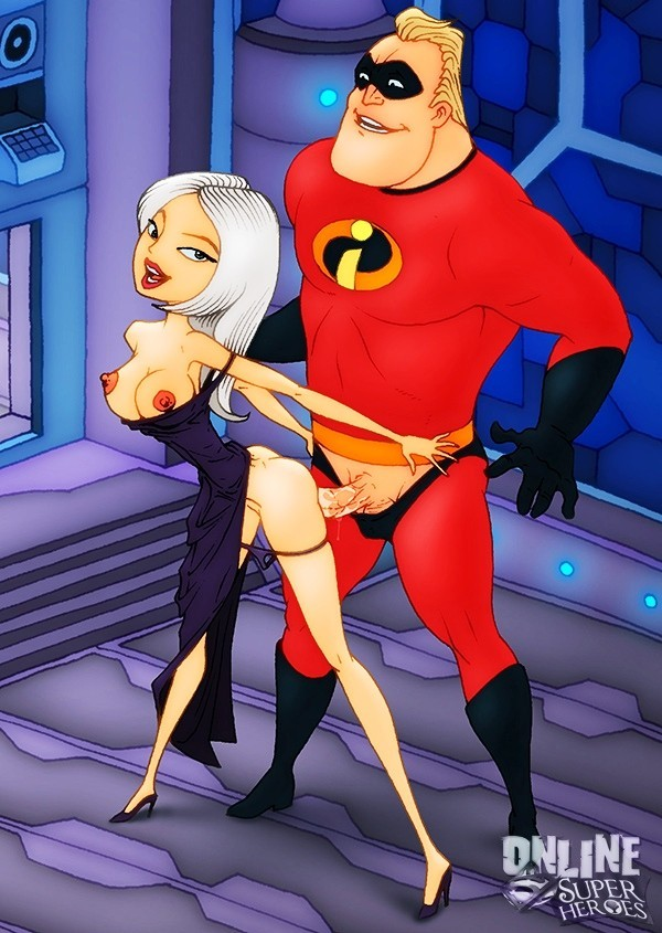 Incredibles Porn Images photo 17